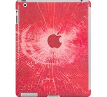 RED BULLET HOLE SMARTPHONE CASE (Graffiti) iPad Case/Skin