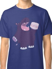 A very hungry hippo Classic T-Shirt