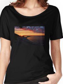 Sunset 724 Women's Relaxed Fit T-Shirt