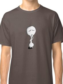 thinking about something Classic T-Shirt
