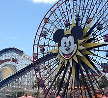 Mickey's Fun Wheel by trendystickers