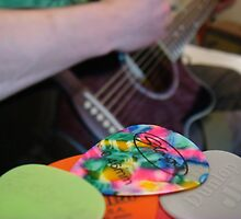 Plectrum Mix by justanumber