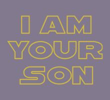 I Am Your Son Kids Tee