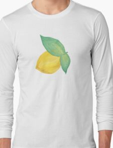 Lemon★ Long Sleeve T-Shirt