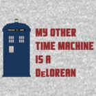 My other time machine by Iain Maynard