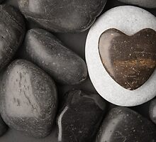 Beach Heart by Alex  Bramwell