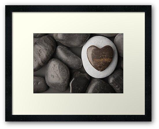 Beach Heart by Alex  Bramwell