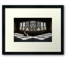 125 Framed Print