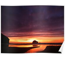 Cornwall: The Volcanic Coast Poster