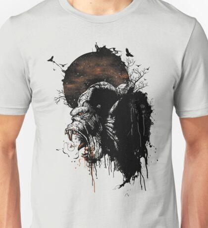 Raging Gorilla Unisex T-Shirt