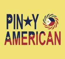 Pinoy American Multinational Patriot 1.0 Kids Clothes