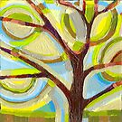 Mini Sunlit Tree no. 13 by Kristi Taylor