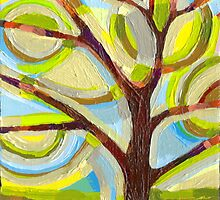 Mini Sunlit Tree no. 13 by Kristi Taylor