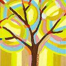 Mini Sunlit Tree no. 1 by Kristi Taylor