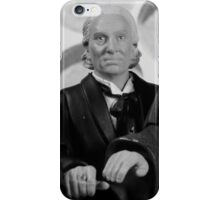 The Old Times iPhone Case/Skin