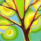 Mini Sunlit Tree no. 3 by Kristi Taylor