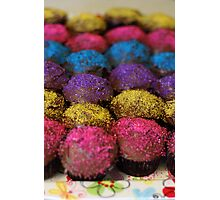 Candy Cupcakes II Photographic Print