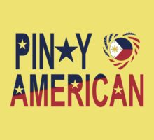 Pinoy American Multinational Patriot 2.0 Kids Clothes
