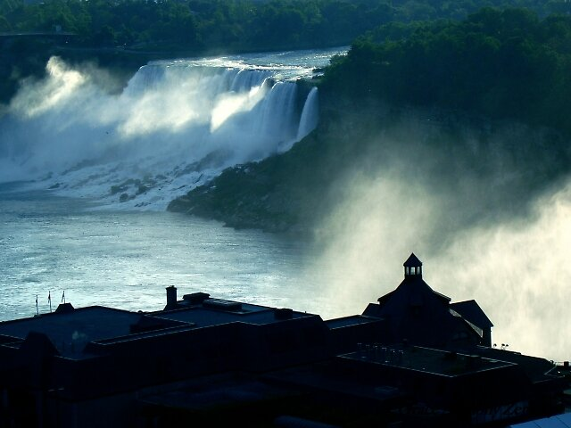 Niagara Rising by Grace Anthony Zemsky