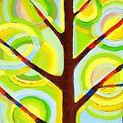 Mini Sunlit Tree no. 8 by Kristi Taylor