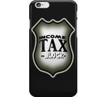 Easy Rider Income Tax iPhone Case/Skin