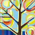 Small Sunlit Tree no. 10 by Kristi Taylor