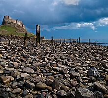 Lindisfarne Castle by Phillip Dove