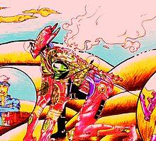 Martians Making Sense by aizen-mugen