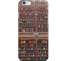 Amsterdam - Rijksmuseum library iPhone Case/Skin