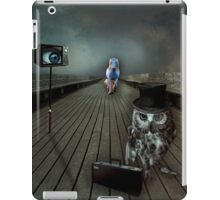 Someone's Always Watching iPad Case/Skin