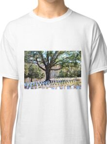 Wilmington National Cemetery Classic T-Shirt
