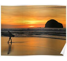 Cornwall: The End of a Perfect Day Poster