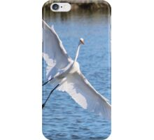 Spreading Of Her Wings iPhone Case/Skin