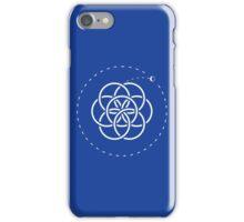Earth & Moon iPhone Case/Skin