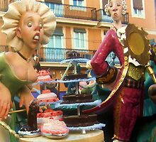 Having your cake and eating it Marie Antoinette? by MikeShort