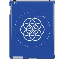 Earth & Moon iPad Case/Skin