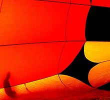 Hot Air Balloon #3 by Oscar Salinas