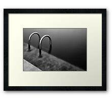 Lever Arch Framed Print