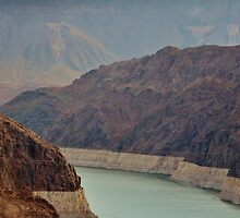 The Hoover Dam by Cynthia48