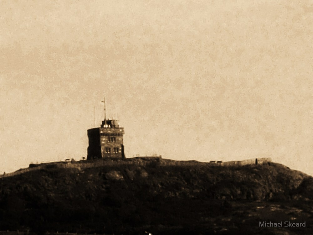 Cabot Tower by Michael Skeard