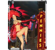 Pennies Slot Machine iPad Case/Skin