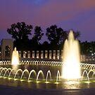 Twilight in Washington DC by bkphoto
