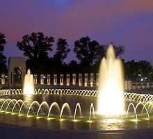 Twilight in Washington DC by bkphoto