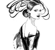 Fashion woman by torishaa