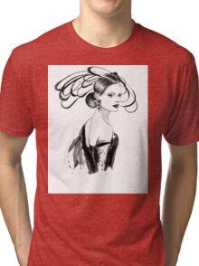 Fashion woman Tri-blend T-Shirt