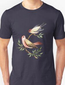 Bird lovers Unisex T-Shirt