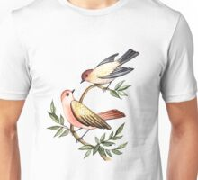 Bird lovers Unisex T-Shirt