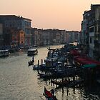 The Grand Canal - Venice, Italy by CherylBee