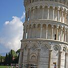 The Leaning Tower of Pisa by CherylBee
