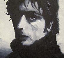 Portrait of Syd Barrett by Jeremy Dattilo